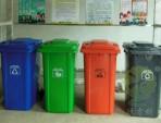 市政塑料垃圾桶