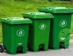 景区塑料垃圾桶