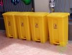 120升医用塑料垃圾桶制造商