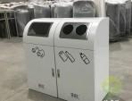 室内冷轧钢板分类环保果皮箱