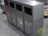 持续推行垃圾分类,优化垃圾桶布局