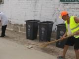 购置更换垃圾桶 当好群众贴心人