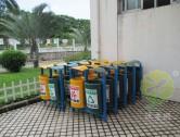 玻璃钢户外垃圾箱图片