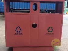 室外喷塑不锈钢分类垃圾箱