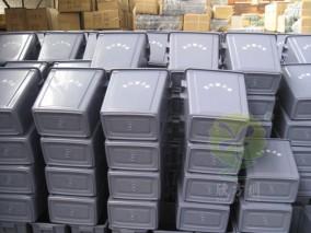 市场塑料垃圾桶