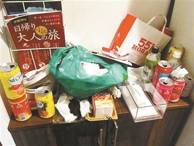 日本严格垃圾分类未入桶游客乱扔被曝光