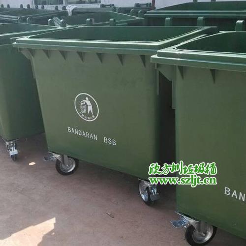 走出国门的欣方圳垃圾车―出口澳大利亚