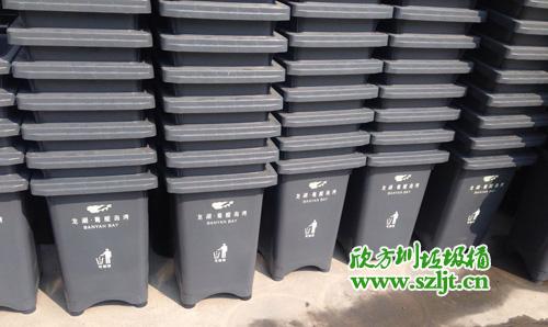 龙湖地产垃圾桶指定供应商