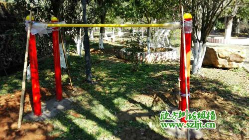 梅州蕉岭定做欣方圳康体设施器材