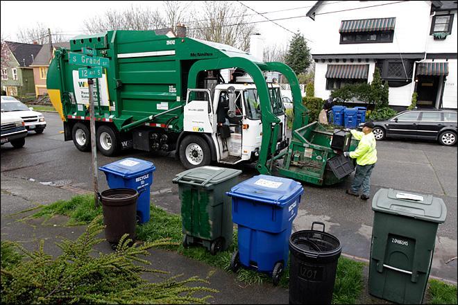 国外食物扔垃圾桶将被罚款