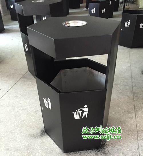 方圳钢板喷塑垃圾桶