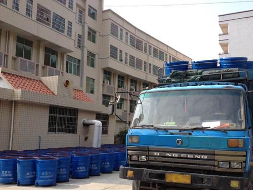 韶关曲江钢板环卫垃圾桶专业生产商