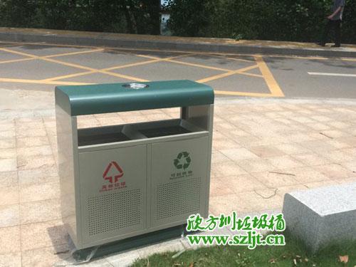 90%深圳垃圾桶都选择欣方圳品牌