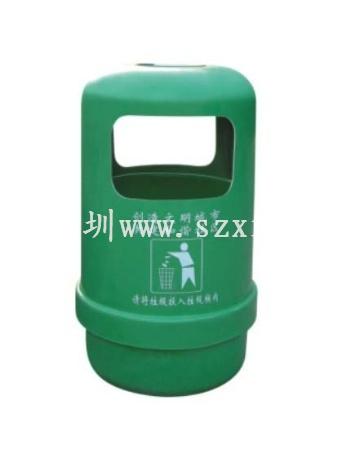 深圳报业集团在欣方圳订购了一批环保垃圾桶