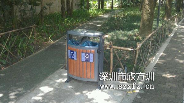 福田街道办订购欣方圳精品垃圾桶