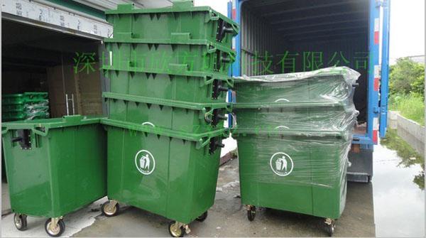 深圳万科订购欣方圳环卫垃圾车