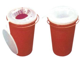 3升圆桶形利器盒