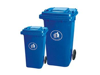240L新料环保垃圾桶