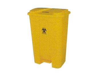 48L脚踏医疗垃圾桶
