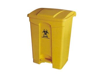 68升脚踏医疗垃圾桶