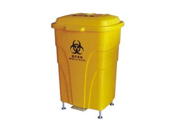 70L脚踏医疗垃圾桶