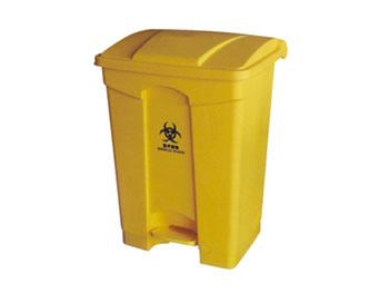 87L医疗垃圾桶带脚踏
