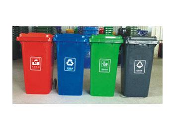 市政分类垃圾桶