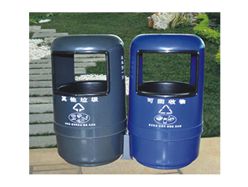 市政环保分类垃圾桶