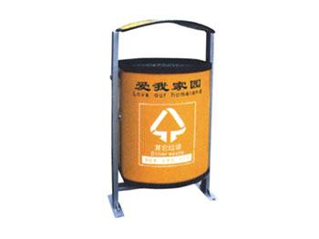 环保料垃圾桶单桶