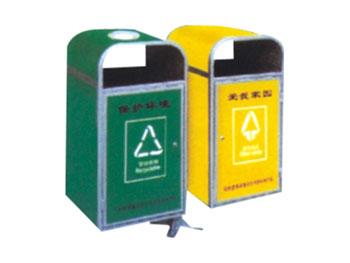 环保料垃圾箱