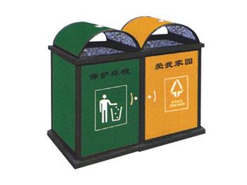 分类环保垃圾箱