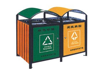 分类环保料垃圾桶