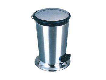 8L杯形脚踏垃圾桶