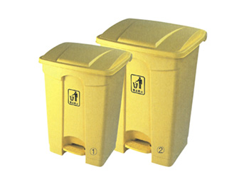 68L医疗脚踏垃圾桶