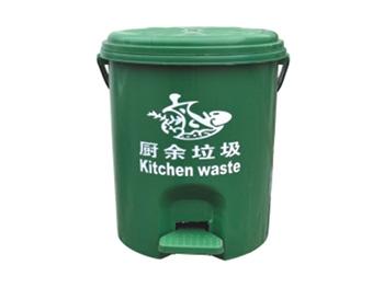 生活脚踏垃圾桶