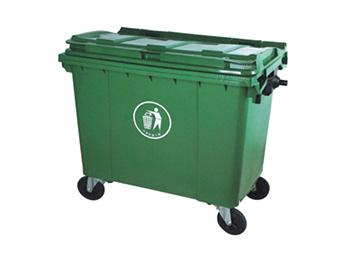660L户外环卫垃圾车