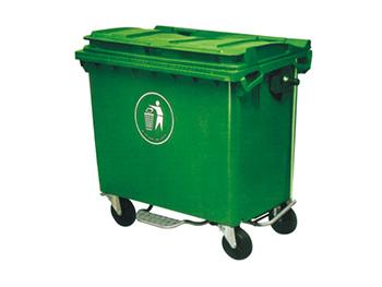 660L环卫垃圾车