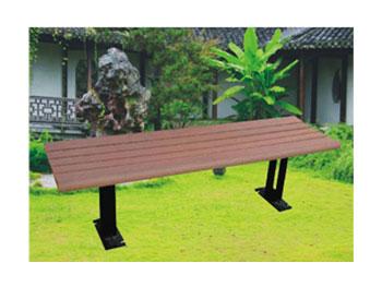 塑木休闲凳