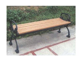 公园铸铁凳