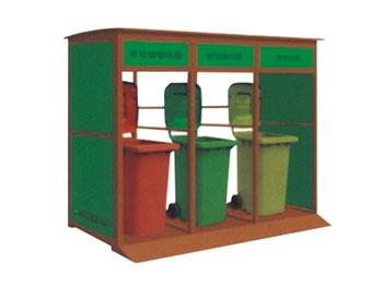 环保型垃圾分类屋