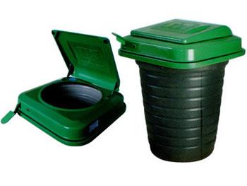 地埋式垃圾桶
