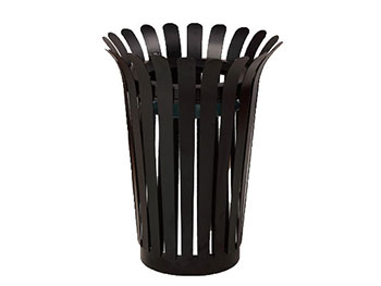 户外花篮精品垃圾桶
