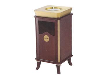 古典皇家钛金垃圾桶